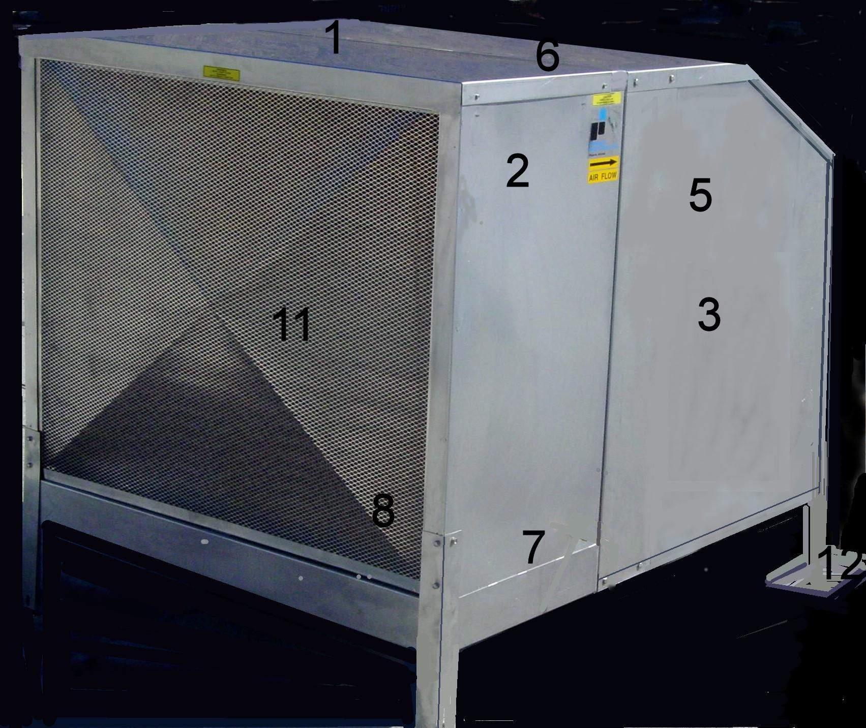 Phoenix Evap Cooler : Residential evaporative coolers in phoenix arizona