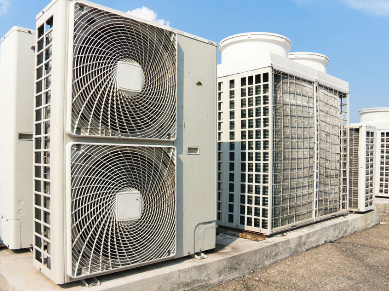 Commercial Evaporative Coolers - Cooling Towers