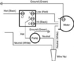 Evap Cooler Switch Wiring