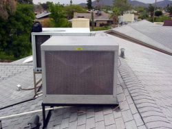 Industrial or Residential Evaporative Cooler in Houston TX