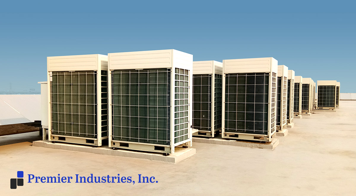 Evaporative Coolers Commercial Roof
